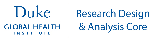 Research Design and Analysis Core logo