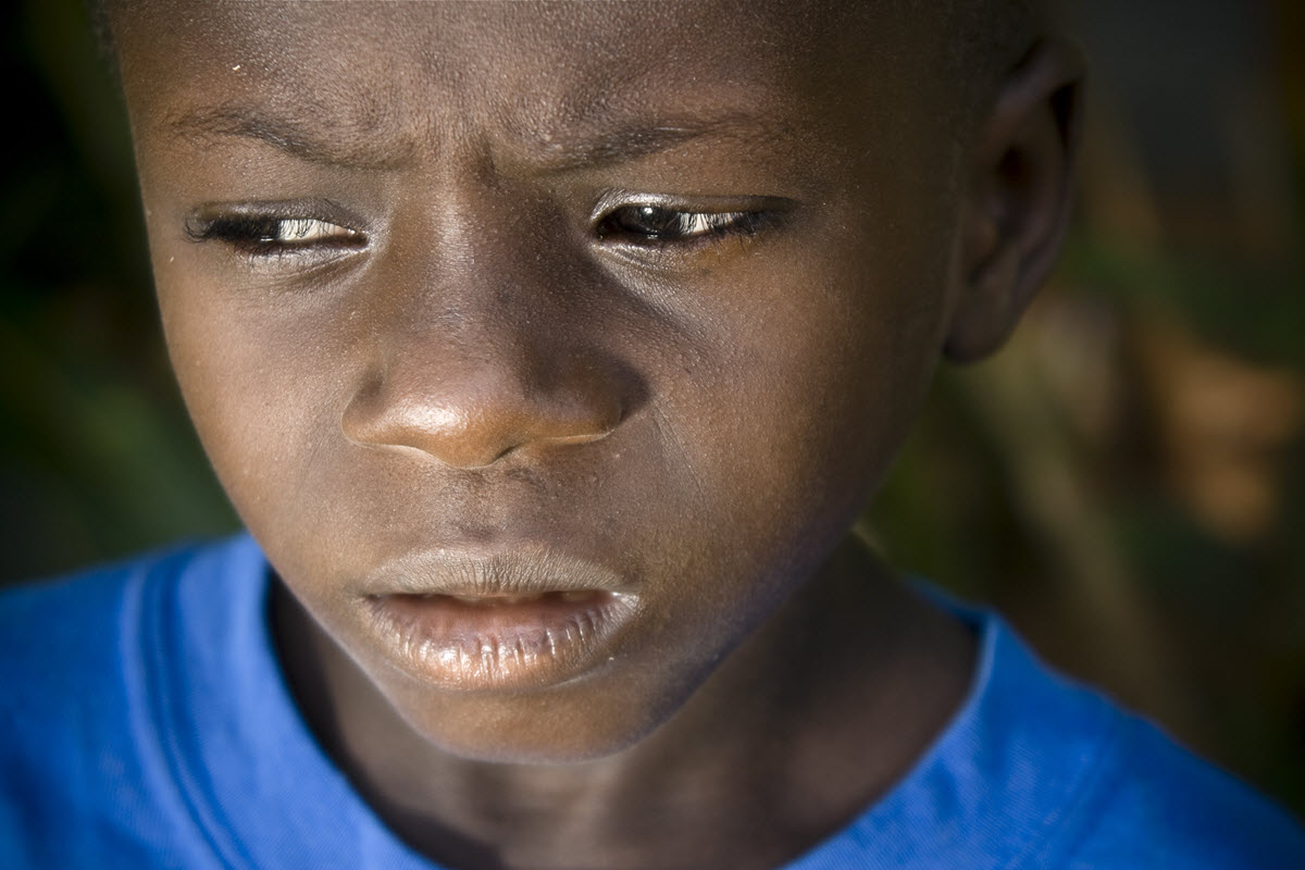 study finds orphaned boys are as vulnerable to abuse as