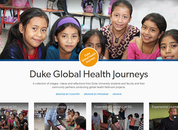 Global Health Journeys