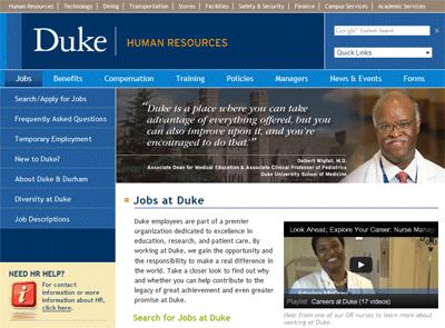 Employment | Duke Global Health Institute