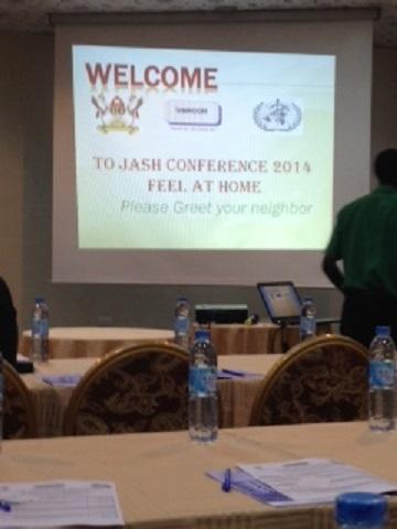 JASH Conference
