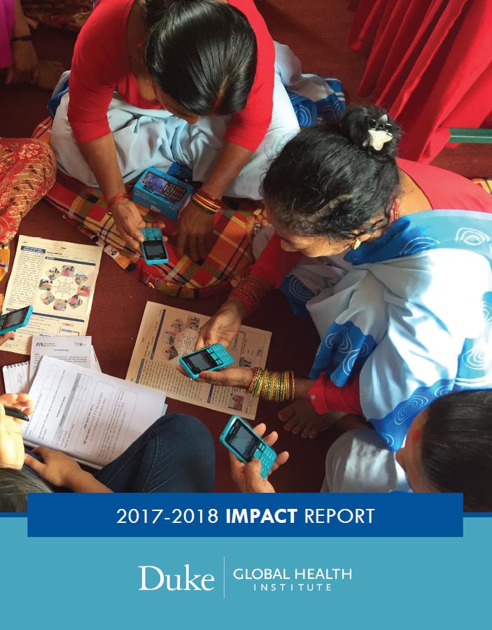 DGHI Impact Report: 2017-2018