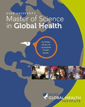 Master of Science in Global Health
