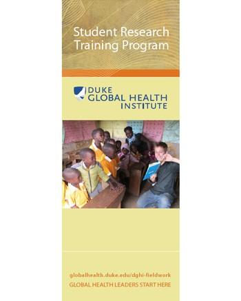 Student Research Training (SRT) Program Brochure