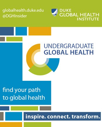 Undergraduate Global Health Offerings Brochure