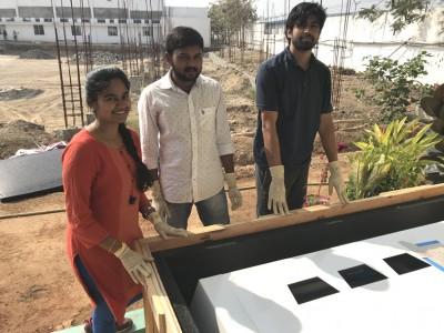 Reclaimer Field Team in India