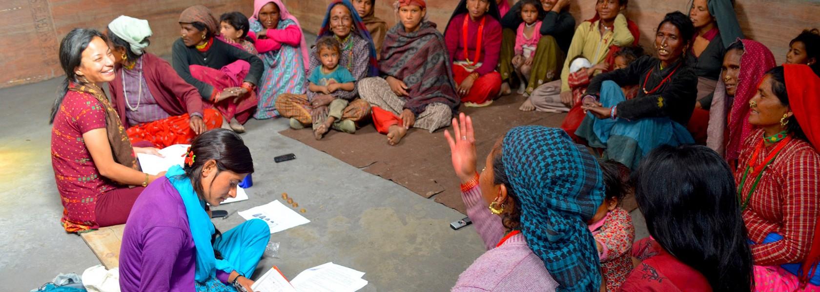 Nepal Fieldwork