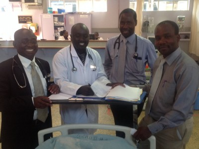 Trainees and Medical Officer