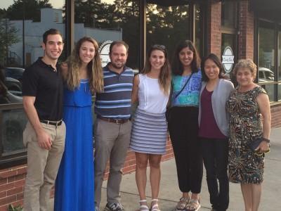 John Stanifer's North Carolina Study Team