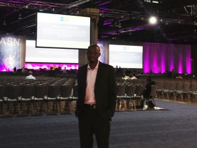 Joseph_Lunyera_at_Kidney_Week_Conference