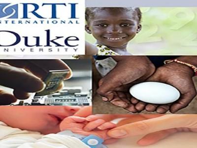 RTI-Duke Global Initiative Banner