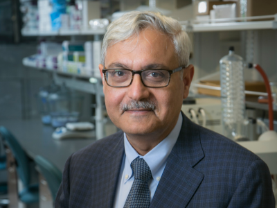Ashutosh Chilkoti, PhD | Chair, Department of Biomedical Engineering, Duke University