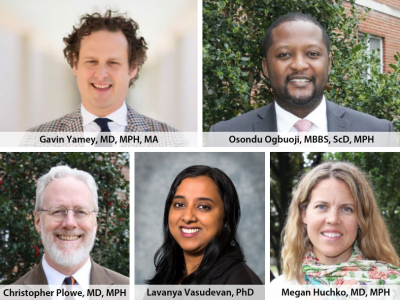 "Duke Global Health Institute hosts ""Eradicating Human Diseases: Opportunities and Risks"""