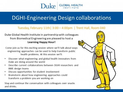 DGHI-Engineering Design Collaborations