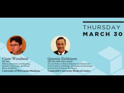 Claire Wendland & Quentin Eichbaum: FHI Health Humanities Lab Talks