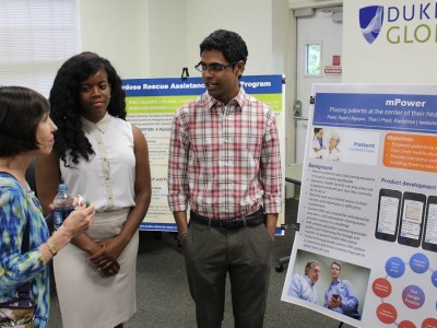 Global Health Undergraduate Capstone Poster Presentations