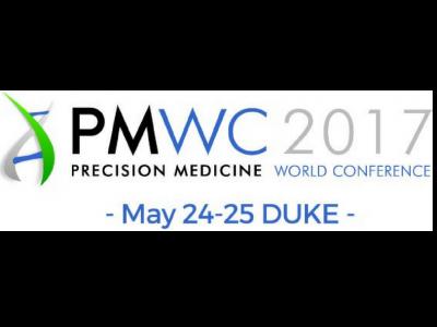 Precision Medicine World Conference 2017 Logo