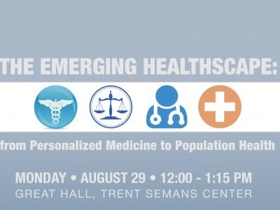 emerging healthscape