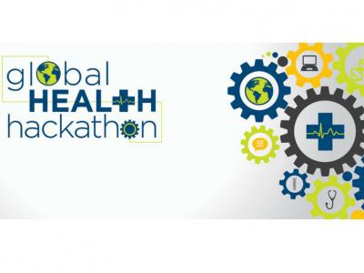 Global Health Hackathon Logo