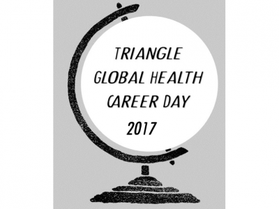 Global Health Career Day Graphic