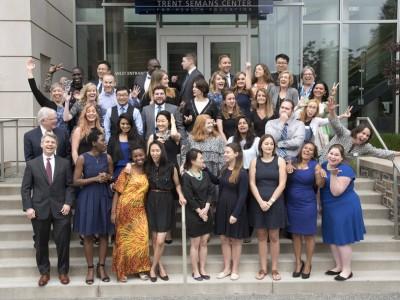 Duke Global Health Institute Commencement 2018