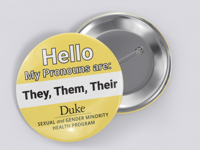 Duke Sexual and Gender Minority Health Program Launch