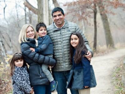 Ahluwalia Family