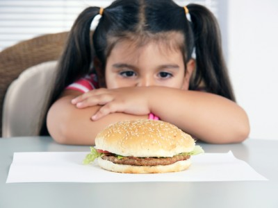 Child hamburger