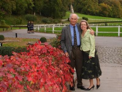 Dennis and Martha Ann