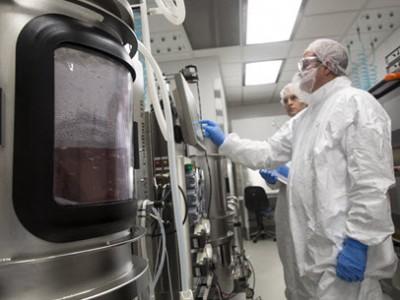 Biopharmaceutical Production Facility at DHVI