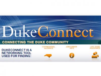 Duke Connect for Alumni