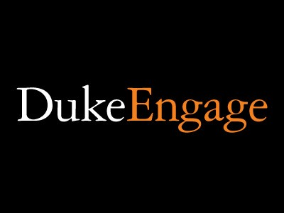 Duke Engage logo