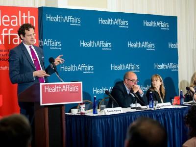 Gavin_Yamey_at_Health_Affairs_Forum