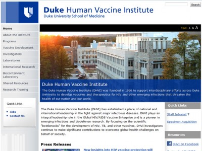 Duke Human Vaccine Institute