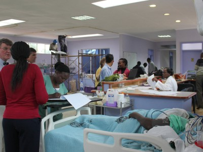 Cardiac Care Unit