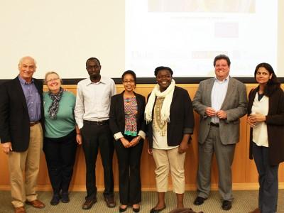 2014 Duke Ebola Innovation Challenge participants