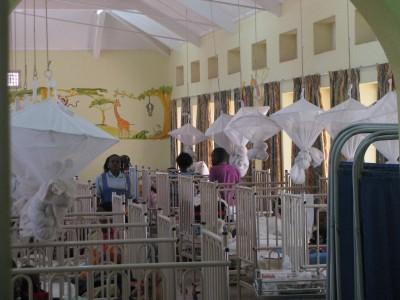 New Mulago Malnutrition Unit