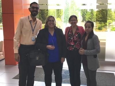 Leonor Corsino Research Group Photo