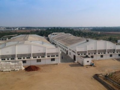 Textile Mill in Coimbatore, India