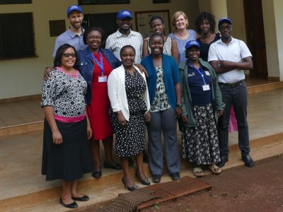 Mmbaga and Watt Research Team
