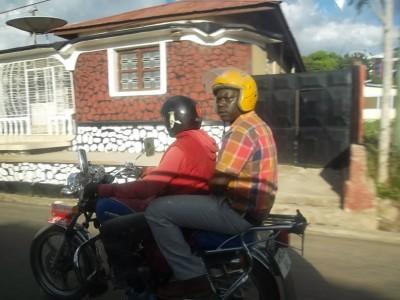 Boda Boda Drivers
