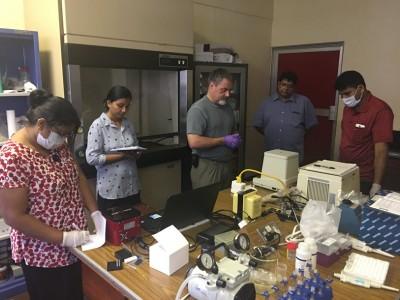 PCR Machine Training