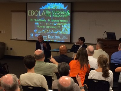 ebola series