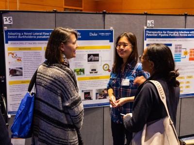 Jessica Choi Presents Research