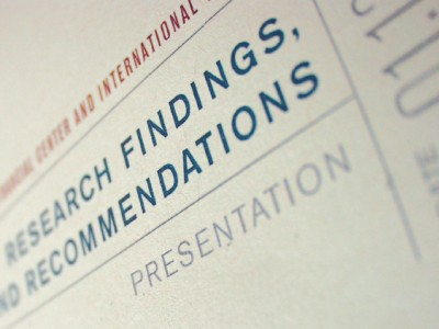 Research Journal Cover
