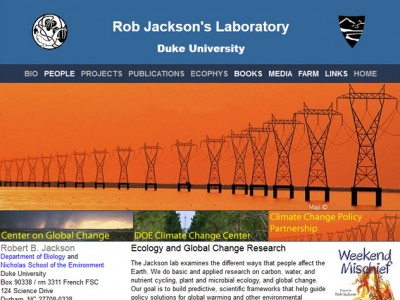 Rob Jackson's Laboratory