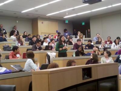 Winter Forum student session