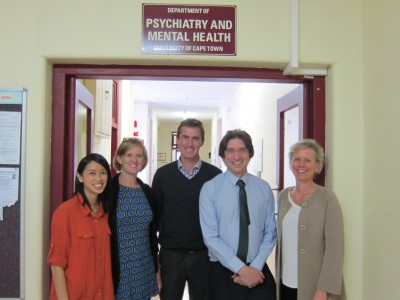 Sexual trauma research team