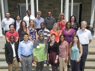 VECD trainees 2014-2015 orientation