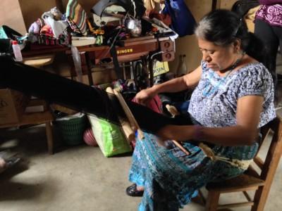 Mayan Sewing